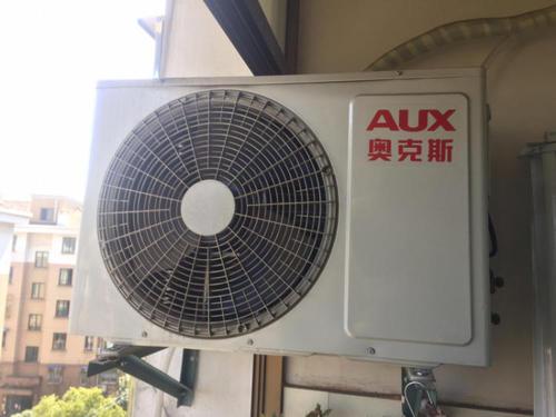 奥克斯空调内机为什么有噪音