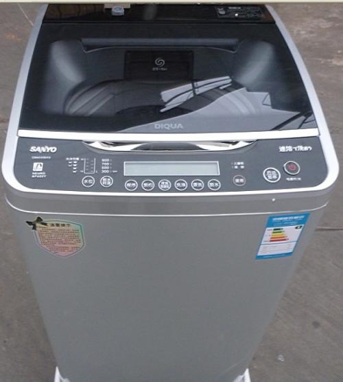 三洋洗衣机排水不正常的原因和处理方法