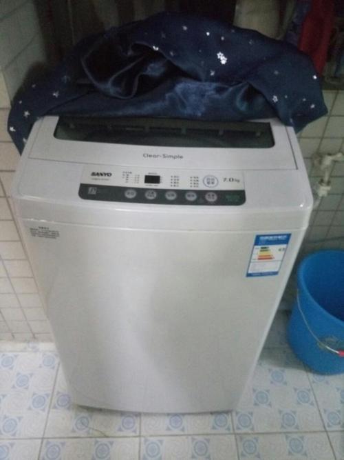 三洋洗衣机售后维修电话天天在线