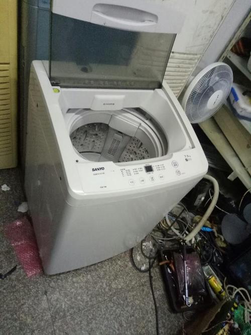 三洋洗衣机洗后甩水不干净的四大原因