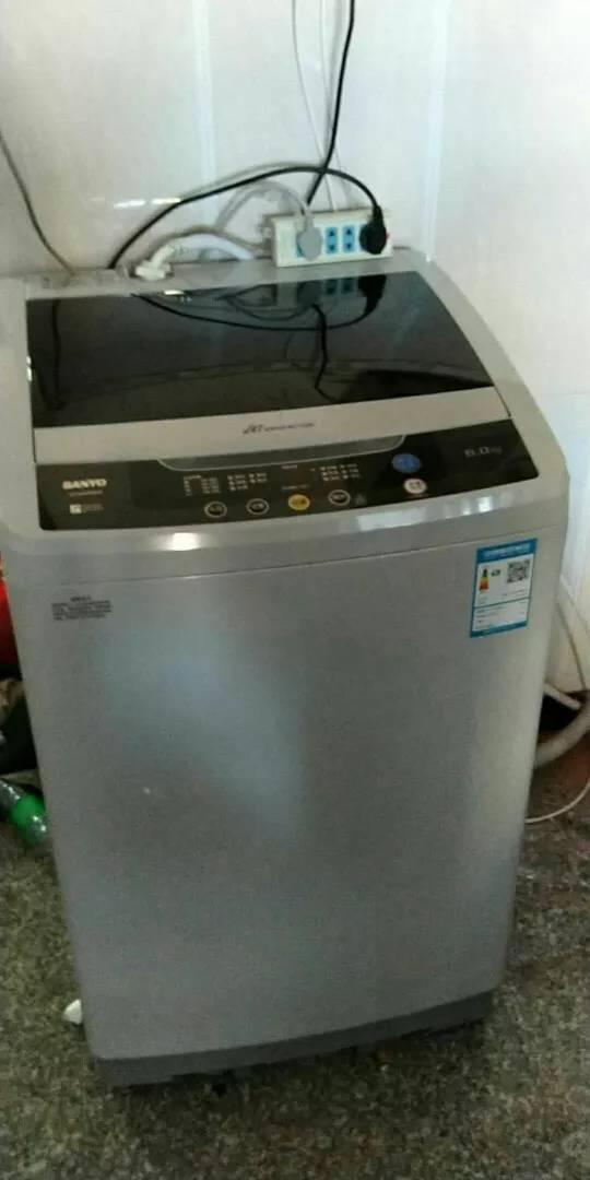 三洋滚筒全自动洗衣机的基本工作原理