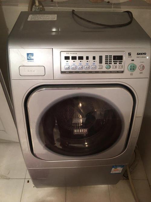 三洋洗衣机维修这两点一定要了解