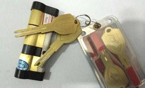锁具质量决定开锁难度