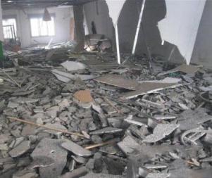 混凝土切割拆除房屋施工注意要点