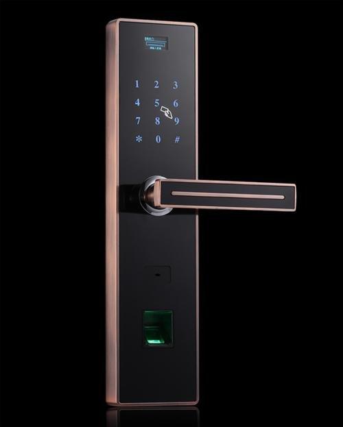 广饶县指纹锁安装方法