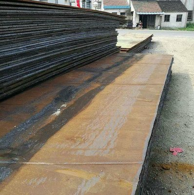 铺路板和铺路钢板的优势