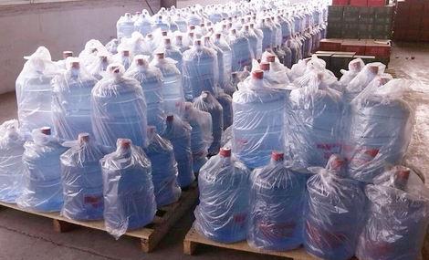 如何简单的分辨桶装水品质的好坏