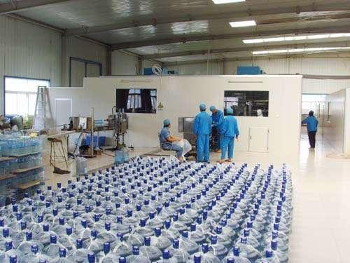 新会益达专业桶装水