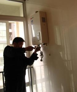 家电维修为您解决热水器打不着火故障