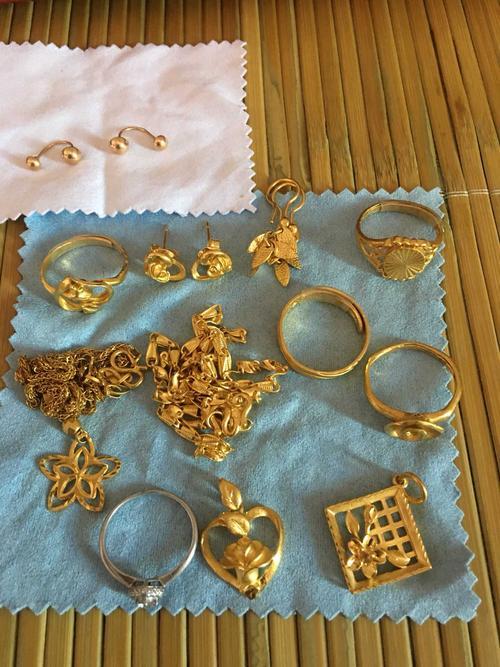 黄金首饰上面的标识有什么用