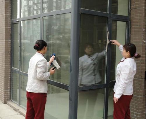 香洲区清洗保洁