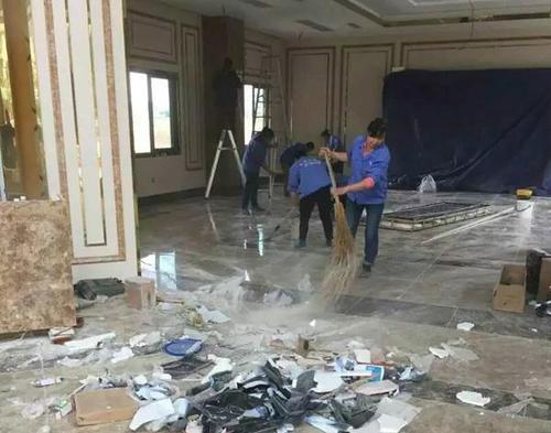 香洲区开荒保洁