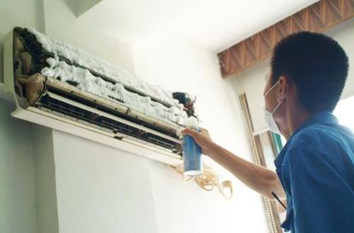 香洲区空调深度清洗