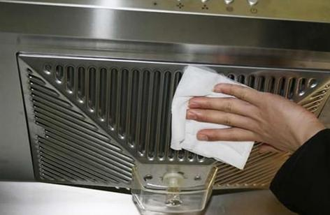 油烟机清洗程序计划