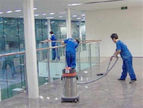 常见的清洗保洁服务分类