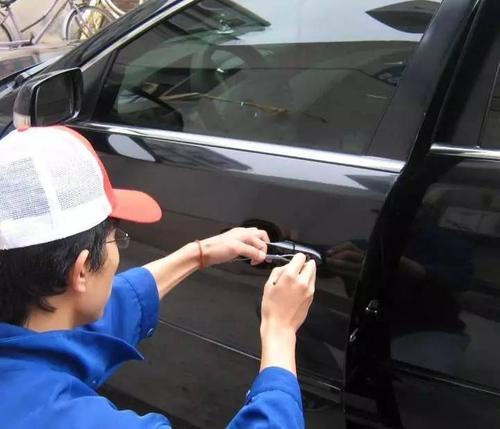 汽车锁发生了故障怎么处理
