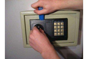 电子式保险柜的常规开启方法