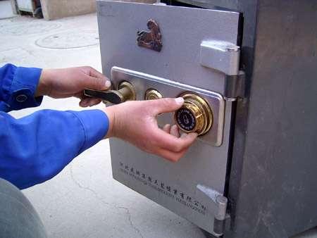 保险柜开锁方法