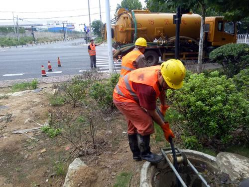 下水道疏通施工怎么做