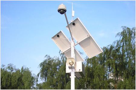 太阳能监控安装注意事项