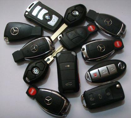 汽车锁芯钥匙的匹配方法