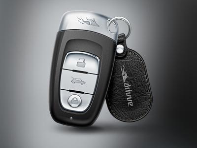 贴心的汽车配钥匙服务