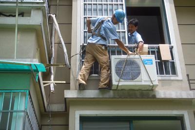 搬家 空调移机步骤