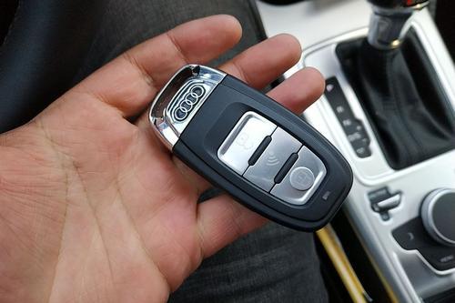 汽车钥匙日常使用注意事项