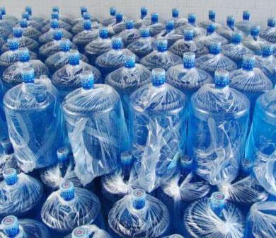 饮用桶装水水源分为哪四级