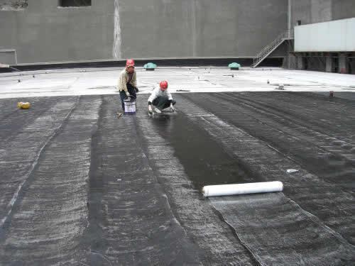 屋面补漏做法