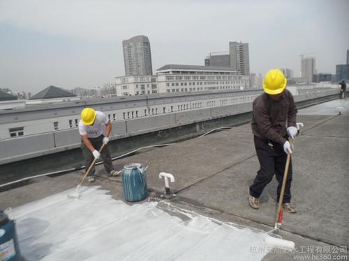 使用防水堵漏材料时要注意的问题