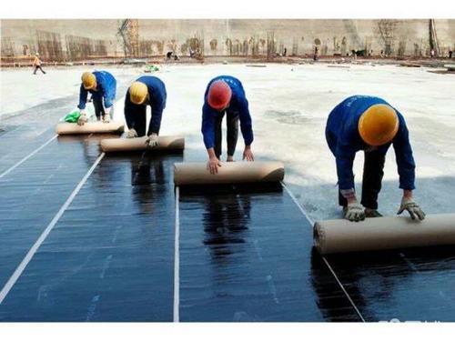 防水工程步骤