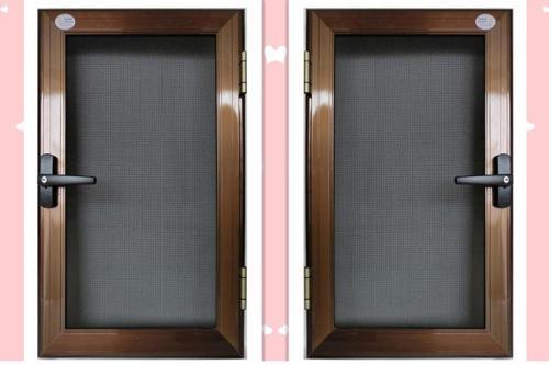 金刚网纱窗安装方法