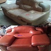 皮革沙发的保护办法