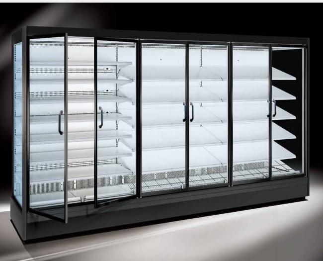 合肥多门冷柜安装