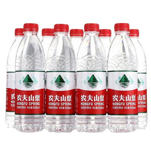 河源农夫山泉瓶装水批发