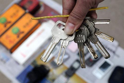 正规的焦作开锁单位会在公安局备案