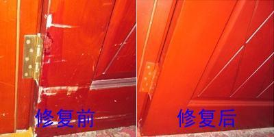 家具一般维修的处理方法