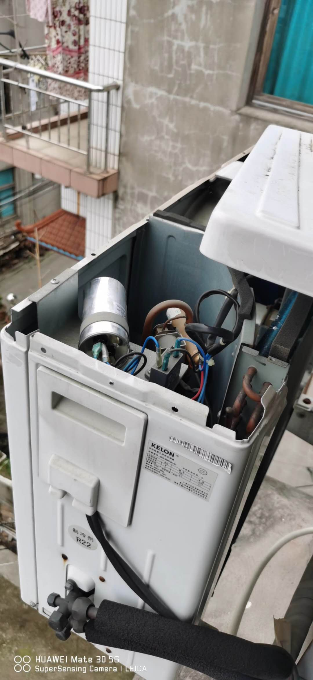 玉环空调常见故障维修