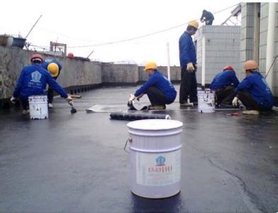 屋顶漏水怎么办