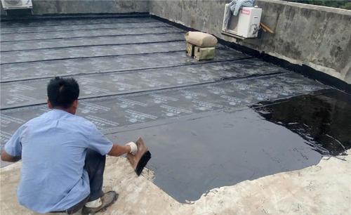 大旺屋顶防水补漏怎么办