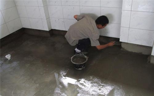 提高堵漏防水施工质量怎么做