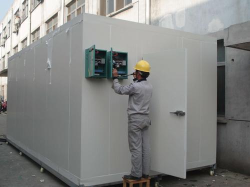 冷库蒸发器结霜问题的维修处理