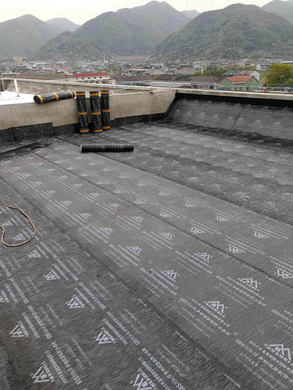 宁波屋顶防水