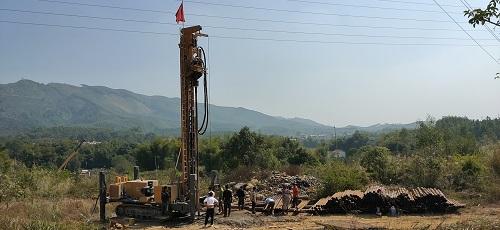 惠州专业打井工具齐全