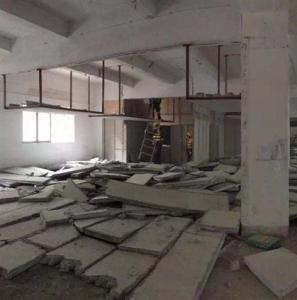 拆除工程对于施工方的要求