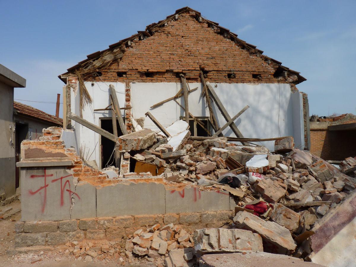 柳州房屋拆除施工前后的注意事项