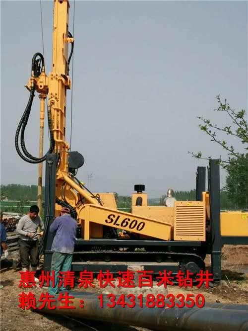 东莞地区专业打井服务项目
