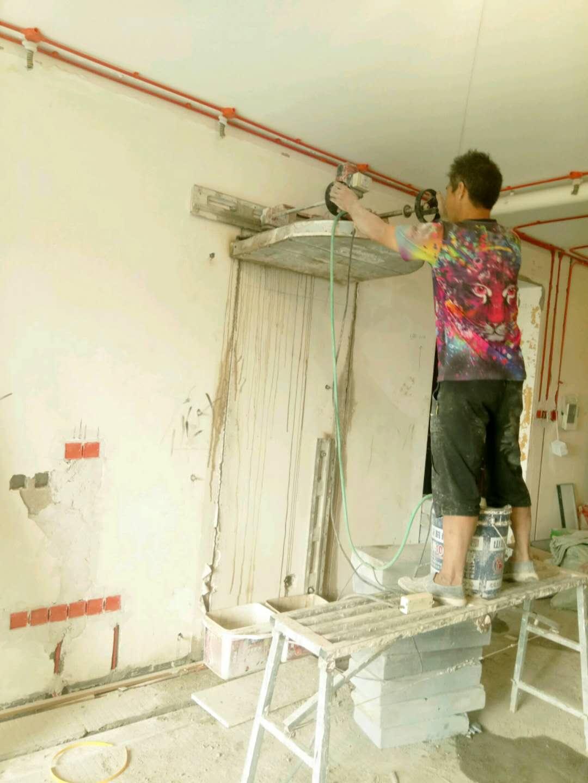 太原拆墙室内拆除改造