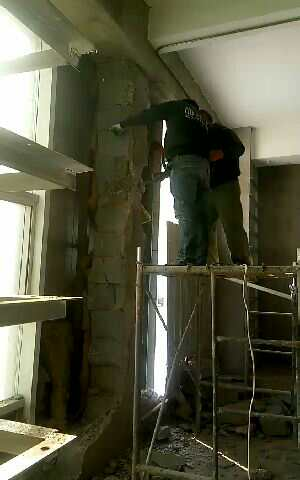 太原房屋改造专业拆除室内装修拆除